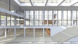 Neubau wird teurer als geplant