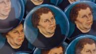 Von Wittenberg nach Worms: Im Jahr 1521 unternahm Martin Luther diese Reise. Luthers Weg wird nun in Hessen ausgeschildert.