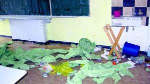 Vandalismus in Schulen überschreitet Schmerzgrenzen