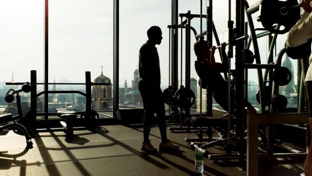 Der Wettbewerb am Fitnessmarkt wird härter