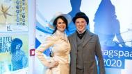 Botschafter: Laurena Röglin und Matthias Kallmeyer bilden das Hessentagspaar 2020