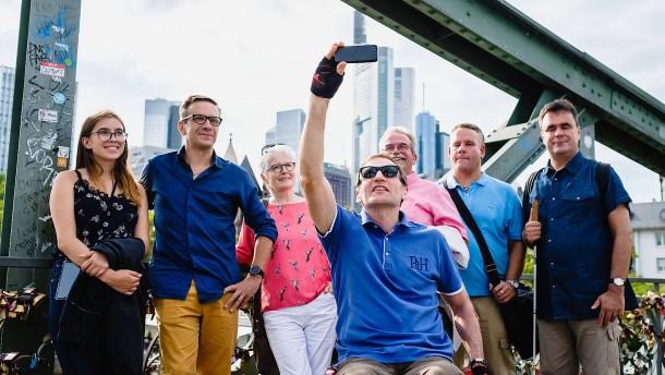 Frankfurt darf sich barrierefreier Tourismusort nennen