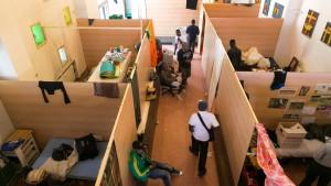 70 Prozent mehr Flüchtlinge in Hessen