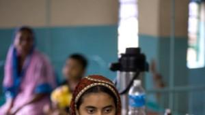 Hilfe für Aidspatienten und Kinder in Kalkutta