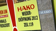 Doch geblieben: Hako zieht nur um.