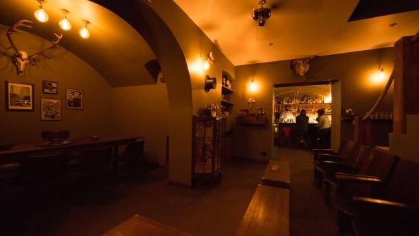 Frankfurt enkelt bar