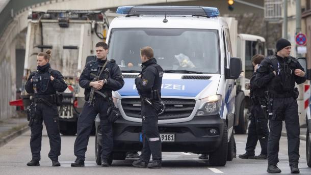 Sonderzulage für Polizeianwärter