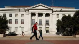 Ein Semester in Kalifornien