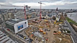 Frankfurter Wohnungsmarkt wie leergefegt