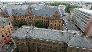 Frankfurter Justiz bleibt in der Innenstadt