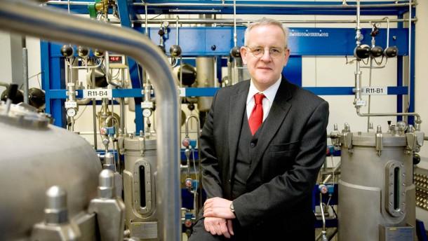 Holger Zinke - Der Chef der Brain AG  in Zwingenberg spricht über die Biologisierung der Industrie und die Geschäftsentwicklung des Unternehmens