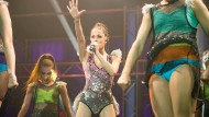 Schauspielerin, Sängerin und Tänzerin: Tini in der Festhalle