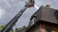 Brandschutz erschwert Ausbau von Dächern