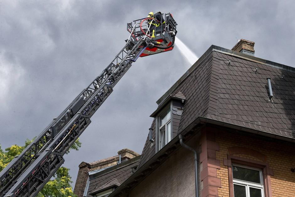 Knapper Wohnraum In Frankfurt Brandschutz Erschwert