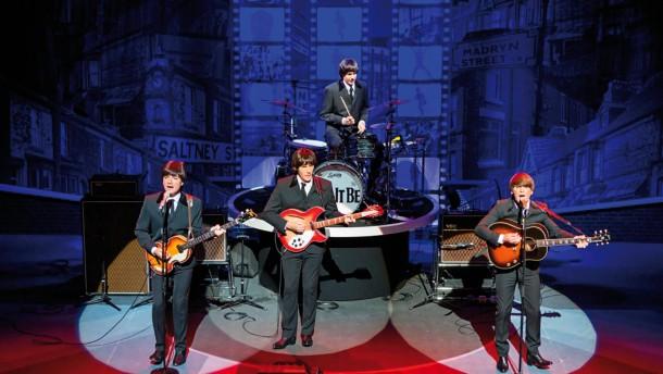 Die Illusion, die Beatles zu erleben