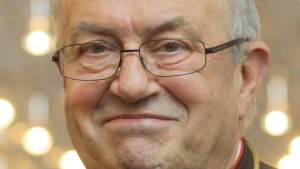 Kardinal Lehmann: Fremde lieben wie sich selbst