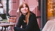 """""""Mich hat die Sinnfrage immer beschäftigt"""": Daniela Mahr."""