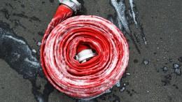 Zwei Brände auf Rettungswache binnen weniger Tage