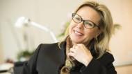 Rarität: Anke Giesen, Vorstandsmitglied der Fraport AG