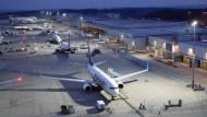 In den dunkelroten Zahlen: Der Regionalflughafen Hahn im Hunsrück