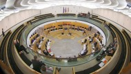 Noch nicht rund: Ein Untersuchungsauschuss Landtag in Wiesbaden arbeitet weiter den NSU-Mord in Kassel auf.