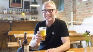 Neues Bier aus altem Rohrlager