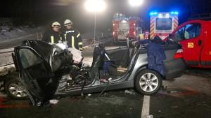 Ein Zehntel weniger Verkehrsunfälle mit Verletzten