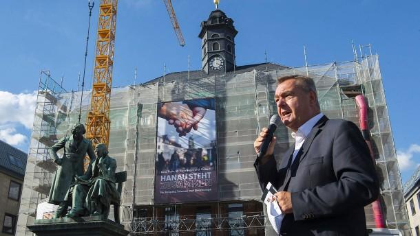 Kaminsky: Bei Aufarbeitung des Mordes von Hanau nichts verheimlichen