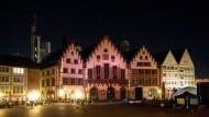 Frankfurt schaltet Licht zur Earth Hour aus