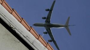 Neue Wohnungen trotz massiven Fluglärms