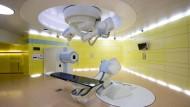 Hoffnung für Krebskranke: Das Partikeltherapiezentrum in Marburg