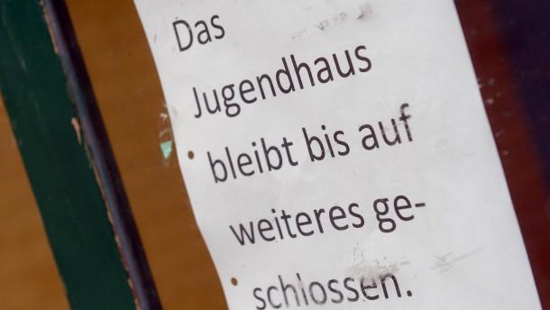 Jugendhaus bleibt nach Bedrohungen geschlossen