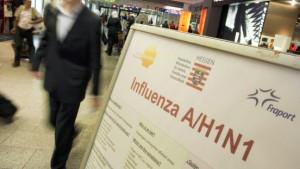 Zahl der Schweinegrippe-Infizierten steigt sprunghaft