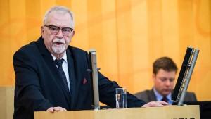 AfD nominiert neuen Kandidaten für Landtagsvizeposten