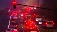 Berufsverkehr: Etwa jeder zehnte Frankfurter fährt zur Arbeit aus der Stadt heraus