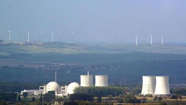 Atommüll nach Hessen?