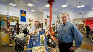 Löllmann geht – die Werkstatt für Kinderwagen bleibt