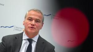 Geplatzte Fusion kostet Börse 77 Millionen Euro