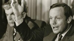 Vom Pech, Neil Armstrong verpasst zu haben