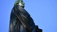 Martin Luther in Frankfurt: Der dem Papst widerspricht