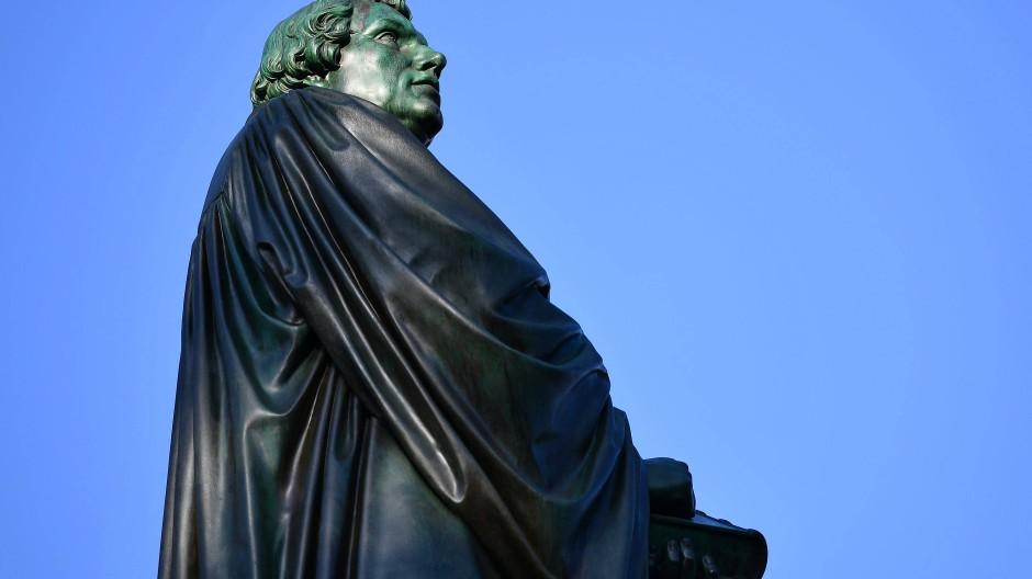 Reformator: Der Besuch Martin Luthers in Frankfurt hat die Stadt bis heute geprägt.