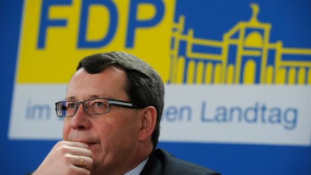 Hessische FDP loest Wirbel um Eingemeindung von Rheinland-Pfalz aus