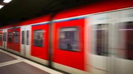 Polizei sucht noch Ursache nach tödlichem S-Bahn-Unfall