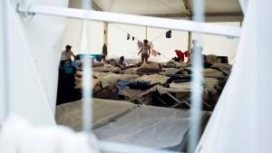 Ein Drittel mehr Flüchtlinge erwartet