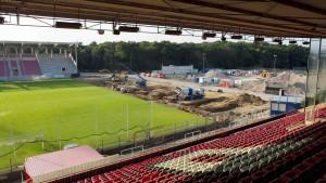 Kickers-Stadion wird doch teurer