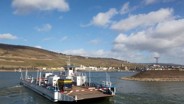Neue Debatte über Rheinbrücke
