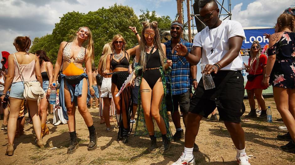 Partytime: Sie tanzten 2018 im Love Family Park in Rüsselsheim ab – im Juli soll es wieder so weit sein