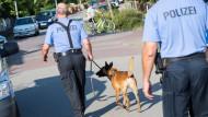 Polizisten erschossen: Täter schuldunfähig