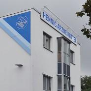 Sucht Schutzausrüstung für seine Produktion: Hennig Arzneimittel in Flörsheim