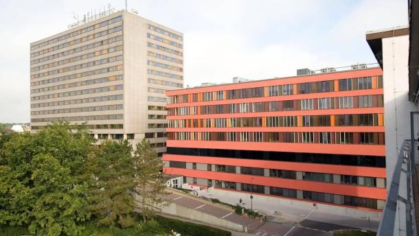 Krankenhausmarkt offenbacher klinikum soll verkauft for Depot offenbach